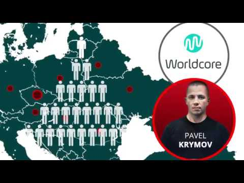 Worldcore is SCAM! Failure of Pavel Krymov's cryptocurrency scam