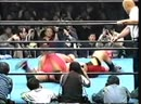 1995.12.09 - Gary Albright vs. Tamon Honda