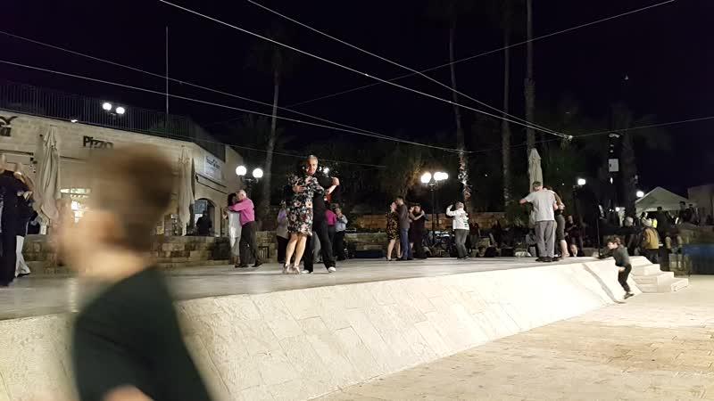 Тель-Авив танго