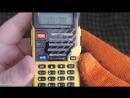 Видео Инструкция по рации Baofeng UV 5R