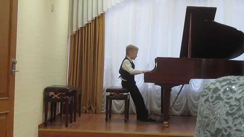 X Фортепианный конкурс ДШИ Ленинградской области Ассоль