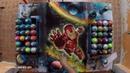 Iron Man Avengers Infinity War Spray Paint And stencil