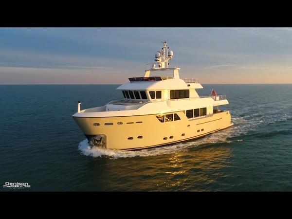 STELLA DEL NORD: Cantiere delle Marche [Yacht Tour]