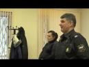 Приговор (видео предоставлено УФСБ РФ по Северному флоту)