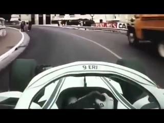 Маркус Эрикссон назад в будущее Формула-1 2018