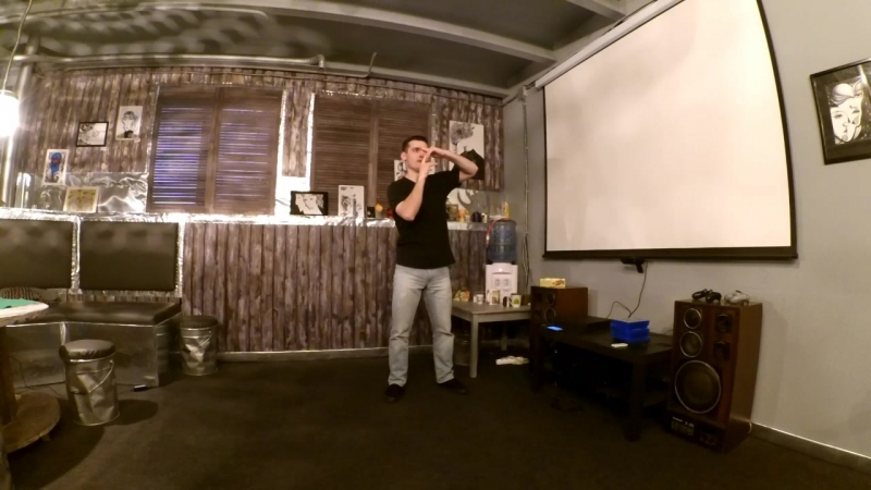 Mr. Fight freestyle for Game In community in Quvalda.by