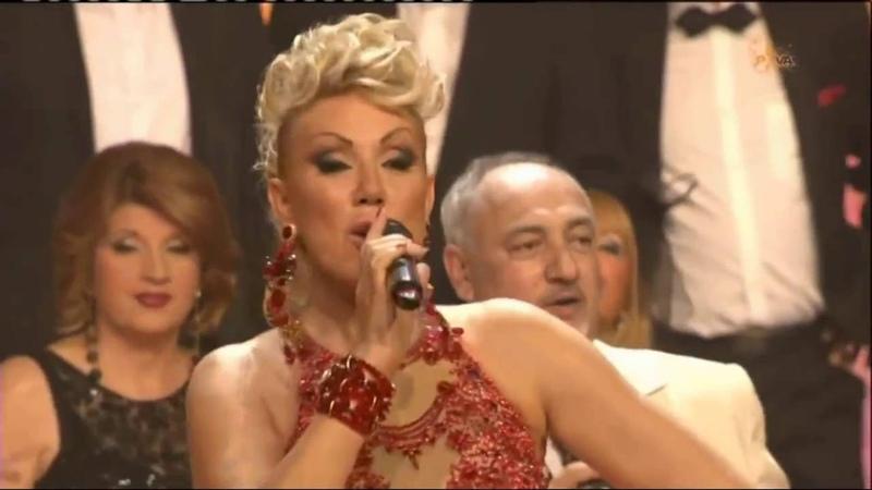 Lepa Brena - Crna kafa - (TV Prva, 31.12.2014.)