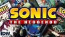 Итоги битвы за Остров Ангела Sonic the Hedgehog 12 IDW