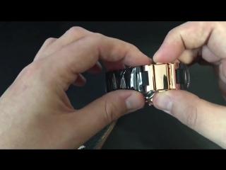 Комплект EMPORIO ARMANI часы и портмоне в подарок!
