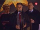Андрей Дементьев читает стих памяти Валерия Ободзинского