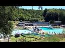 Відкритий басейн в лісі Німеччина