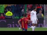 Испания – Англия. 2:3. Серхио Рамос