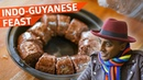 Chef Marcus Samuelsson Feasts on Some of Queens' Best Guyanese Food No Passport Required
