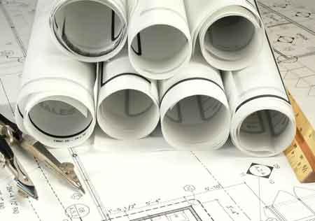 Инженеры-строители создают проекты для структур, основанных на факторах, включая нормы безопасности и геологические исследования