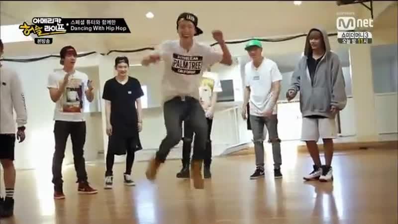 Озвучка SOFTBOX BTS American Hustle Life 03 эпизод 360p