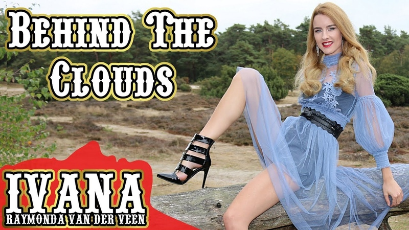 Ivana Raymonda - Behind The Clouds (Original Song Official Music Video) 4k