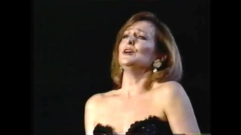 Фредерика фон Штаде – Ария Русалки Лунная песня из оперы Русалка Антонина Дворжака.