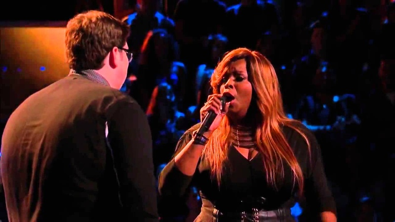 Battle The Voice - Jordan Smith vs Regina Love
