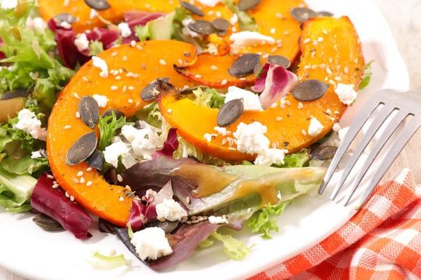 ТОП-5 зимних салатов с семечками