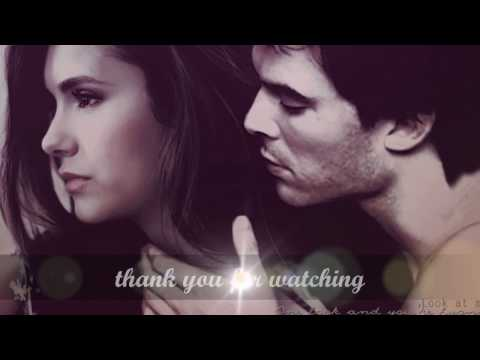 Damon and Elena Delena - I Don't Wanna Live Forever