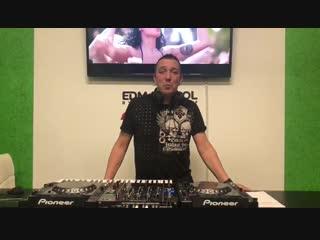 Приглашение DJ ЦВЕТКОFF