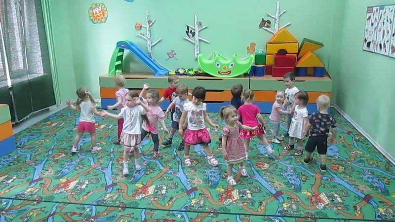 Танцевальные упражнения 21 05 18 КУКЛЫ НЕВАЛЯШКИ 2