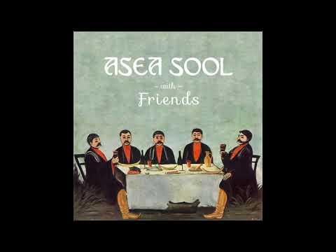 Asea Sool with friends