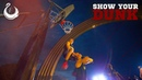 SHOW YOUR DUNK ПокажиСвойДанк Miller Nikkon Monik Naum