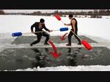 FROST ПРОИГРАЛ - УПАЛ В ПРОРУБЬ _ Заруба на Льду