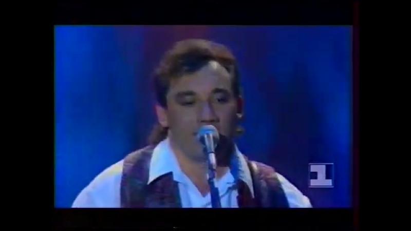 (staroetv.su) Новогодний Хит парад Останкино (1 канал Останкино, январь 1995) Фрагменты
