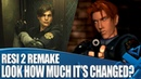 Resi 2 PS4 vs PS1 Comparison - Look How Much Its Changed!