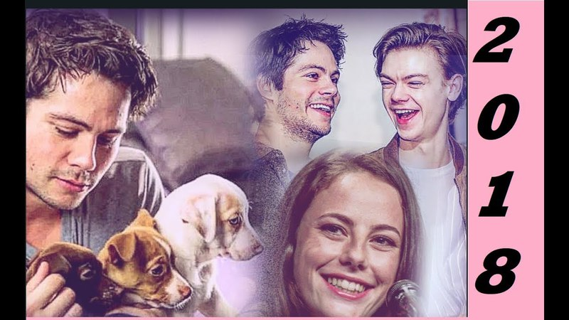 [VOSTFR] Try not to laugh with the Maze Runner Cast 2018 - Dylan O'Brien Thomas Sangster