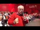 Intervenção do companheiro Antônio Carlos Silva no ato de lançamento da pré candidatura de Lula