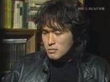 Интервью с Виктором Цоем 1988