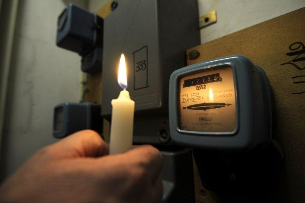 Потребителям ст.Сторожевой будет прекращена подача электроэнергии