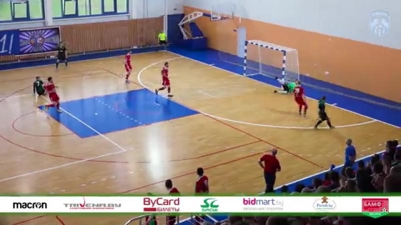 Обзор третьего матча 1/2 финала «Лидсельмаш» - «Столица».