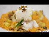 Gazpacho all'italiana con baccal