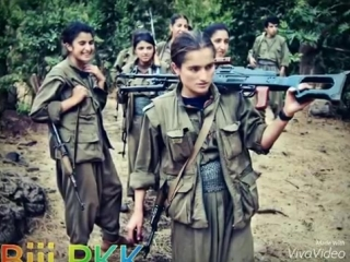 Kurdish girls