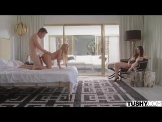 Kayla Kayden And Mindi Mink - Тushу [All Sex, Hardcore, Blowjob, Anal]