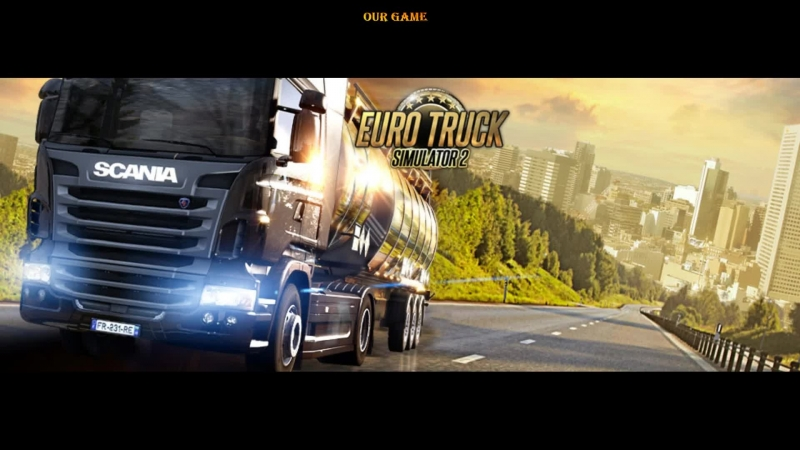 Euro Truck Simulator 2 Truckers in business 1