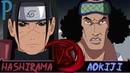 Hashirama VS Aokiji   BATALHA ENTRE PERSONAGENS   Player Solo