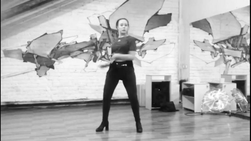 Choreographer Анна Таратута, High heels