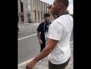 Уилл Смит танцует возле Лужников где прошло закрытие чм по футболу