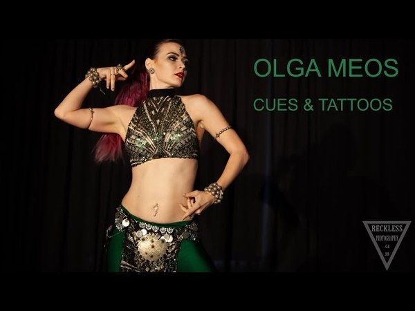 OLGA MEOS / Tribal Fusion Solo / Cues Tattoos Friday Show 2018