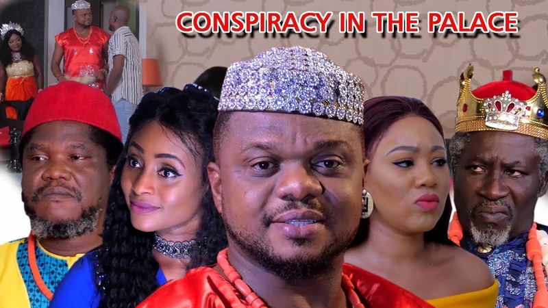 Conspiracy In The Palace Season 1 - Ken Erics 2018 Latest Nigerian Nollywood Movie | Full HD