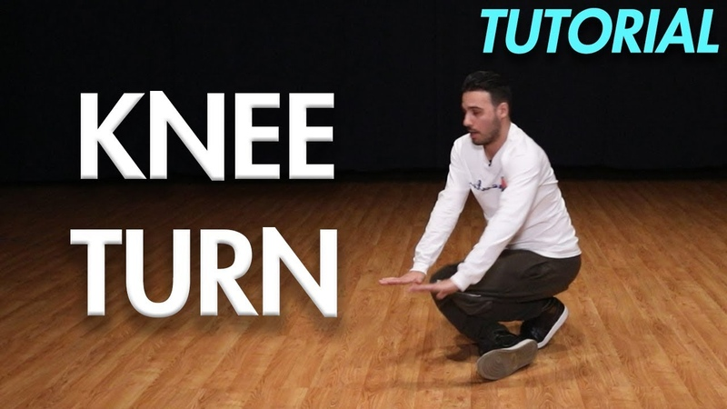 How to Knee Turn (Hip Hop Dance Moves Tutorial) | Mihran Kirakosian