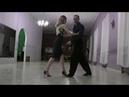 Ведение-следование в танго. Водить или танцевать Контакт в паре