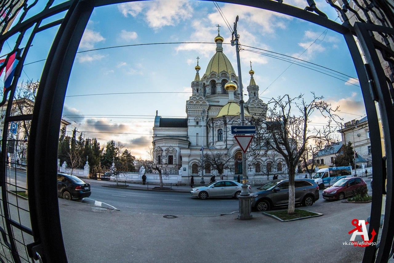 Покровский собор. Севастополь