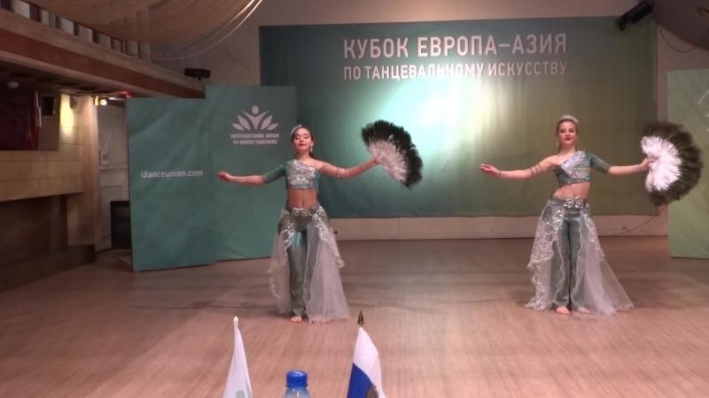 дуэт шоу юниоры молодёжь г.Екатеринбург 1 апреля 2018 г.
