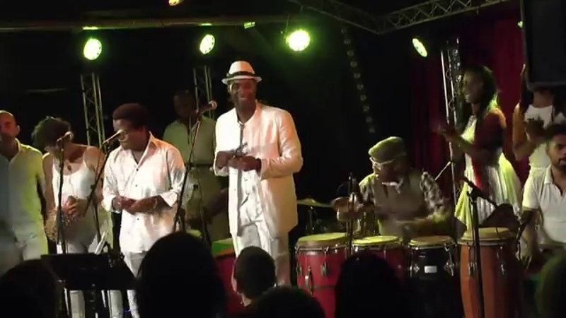 Concert 9 3 Rumba@Le Chinois Montreuil